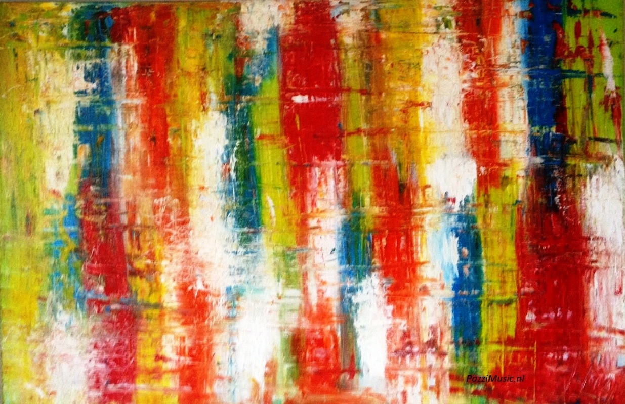 Super Abstract Schilderij Kopen in opdracht laten maken.Sfeervol in huis @TO54