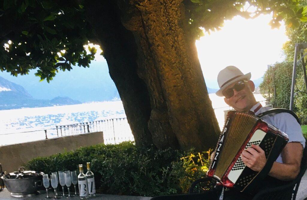 Italiaanse Accordeon Muziek Italie
